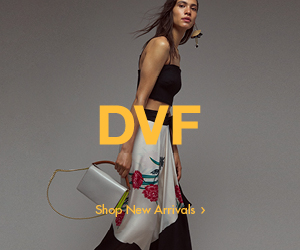 New Arrivals at DVF!  Shop Now!