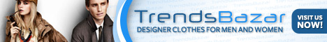 Designer Clothes From TrendsBazar.com