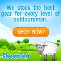Sheepleg @ Shop4Stuff.Biz - The best gear for every level of outdoorsman