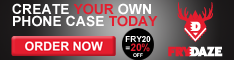 Frydaze 234x60