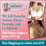 Plus Sizes (Up to K Cup) at In The Mood Intimates