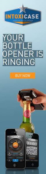 Checkout Intoxicase iPhone case bottle opener at intoxicase.com Today!