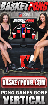 BasketPong - The Ultimate Tailgating and Party Game!