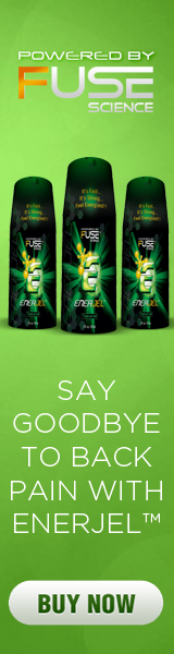 Checkout ENERJEL at www.poweredbyfuse.com Today!