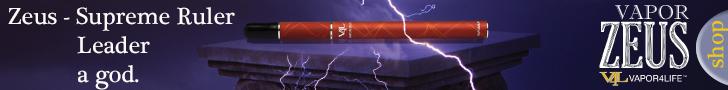 vapor Zeus banner