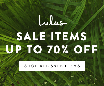 Get the Best Deals & Shop Our Sale Items Now! - Lulus.com