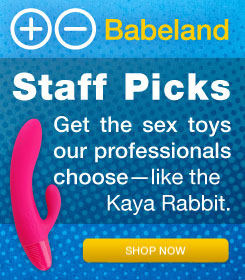 Babeland Staff Picks