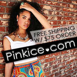 Shop PinkIce.com Today!