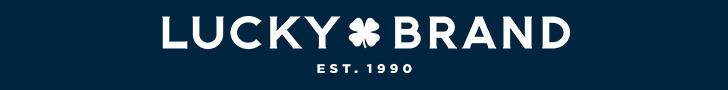 Lucky Brand Logo 120x 90