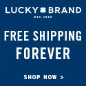 Plus at LuckyBrand.com!