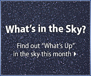 What's in the Sky This Month?