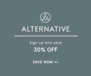 Alternative Apparel banner