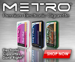 Buy Metro Electronic Cigarettes Today!