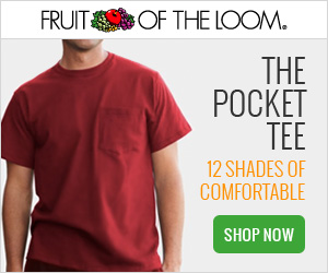 Shop Fruit of the Loom Today!