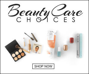 Beauty Care Choices banner