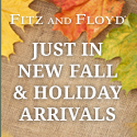 Fall Holiday Arrivals at Fitz & Floyd