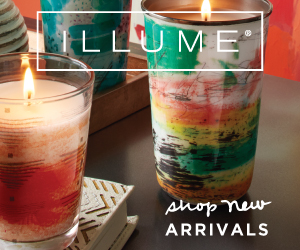Illume Candles New Arrivals
