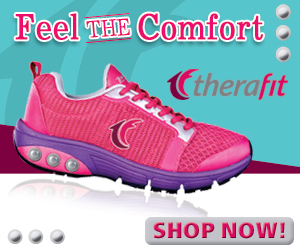 Shop Now at TherafitShoe.com!