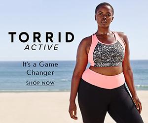 Shop Activewear at Torrid.com!