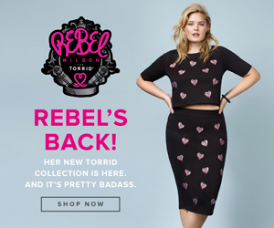 Shop the Rebel Wilson for Torrid Collection Now!