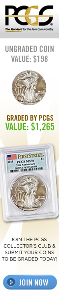 Join PCGS Collectors Club