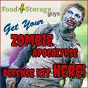 Get your Zombie Apocalypse Defense Kit Here!
