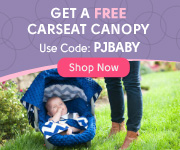 Get a free Carseat Canopy