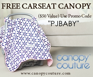 $50 Gift Card for a Carseat Canopy!