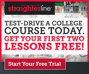 Straighterline - Free Trial