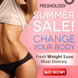Freshology - Summer Sale!  CHANGE YOUR BODY!