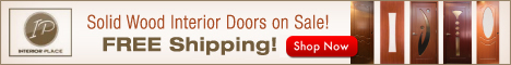 Free Shipping on All Solid Wood Doors