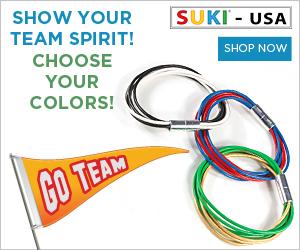 Show Your Team Spirit with SUKI-USA!