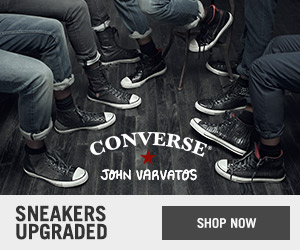 Converse at John Varvatos