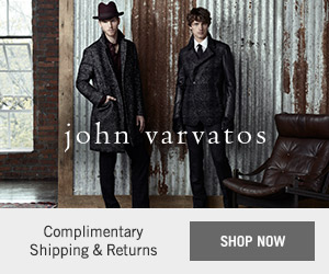 Shop New Arrivals from the John Varvatos collection!