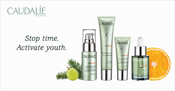 Caudalie Vine[Activ] Collection