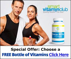 Smart Vitamin Club - Come choose your FREE Vitamins!