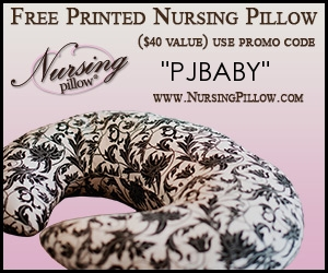 Nursing Pillow 300x250