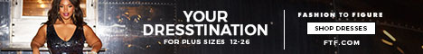 Your Dresstination: Shop Dresses for Plus Sizes 12-26