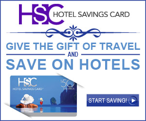 Receive a minimum savings of $50 on your next hotel booking!