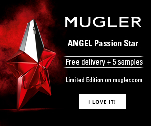 Discover Muglar ANGEL Passion Star and Receive Free Samples & Free shipping!