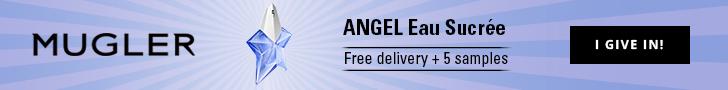 728x90 | ANGEL Eau Sucree
