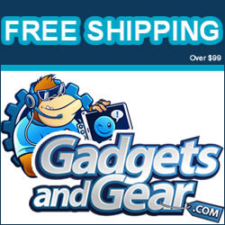 Free Shipping On Unique Gifts At GadgetsandGear.com