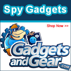 Real Spy Gear & Spy Gadgets