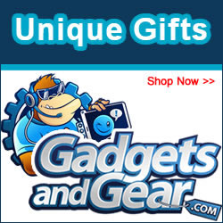 Find Unique Gift Ideas From Our Huge Selection At GadgetsandGear.com