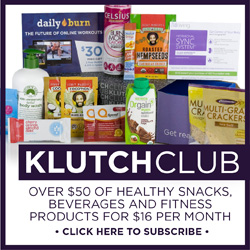 Shop KlutchClub.com for healthy products.