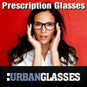 Fashionable eyeglasses at the most affordable prices! Only at www.UrbanGlasses.com!
