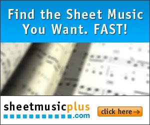 Sheet Music Plus pop