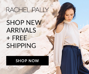 Shop New Arrivals + Free Shipping