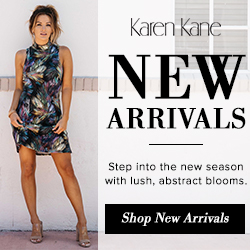 Shop Karen Kane New Arrivals Today!