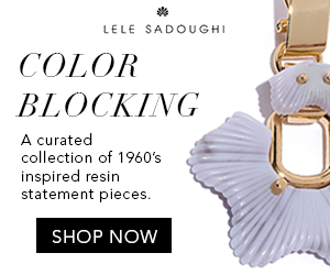 Color Blocking: Statement Pieces